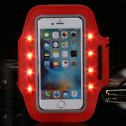 LED Light Armband Sports Workwout Safety Night Running Cover For iPhone 6/ Plus