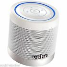 Veho VSS-747-360BT portable rechargeable wireless speaker -white