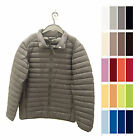 UNIQLO Men ULTRA LIGHT DOWN JACKET Black Red Brown Olive Blue Navy Purple 180413