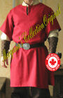 Medieval Celtic Noble Short Sleeves Surcoat