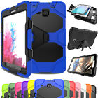 """Shockproof Rubber Hard Case+ Matte Protector For Samsung Galaxy Tab A 7"""" T280"""