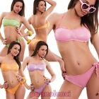 Bikini woman swimsuit band brazilian glitter two pieces new SE615