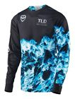 Troy Lee Designs 2017 SE Jersey Gravity Black Mens All Sizes