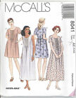 McCall's 8041 Misses' Dress in Two Lengths - Sewing Pattern