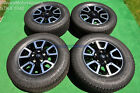 """18"""" Toyota Tundra Off Road OEM Factory Wheels Michelin Tires TRD offroad 2016"""