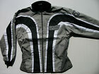 WULFSPORT Sz L ENDURO TRIALS MOTOCROSS JACKET GREY COAT DRZ KTM YZF EXC XR CRF