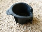 2002-2007 FORD FOCUS Drivers Side Rubber CUP HOLDER INSERT OEM LH