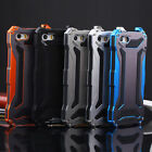 WATER RESISTANT SHOCKPROOF ALUMINUM GORILLA GLASS METAL CASE FOR IPHONE MODELS