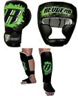 Revgear Youth Boxing MMA Sparring Gear Set - Green