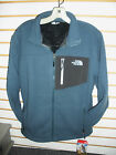 THE NORTH FACE MENS CHIMBORAZO FLEECE JACKET - C738-S,M,L,XL- CONQUER BLUE/ GREY
