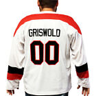 Clark Griswold Hockey Jersey Christmas Vacation 00 Xmas Movie Chicago Griswald