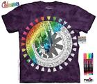 SLEEPYHEAD OUTLINES COLORWEAR ADULT T-SHIRT THE MOUNTAIN