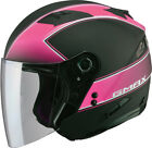 GMAX Womens OF-77 Classic Dot Approved Open Face Helmet