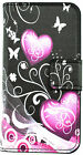Flip Magnetic Wallet PU leather stand Silicone Soft phone cover case for Sony
