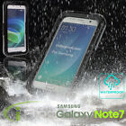 Waterproof Shockproof Heavy Duty Clear Case Cover for Samsung Galaxy Note7