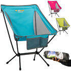 OZTRAIL Compaclite 2.5kg Traveller Chair Folding Portable Ultra Light Compact