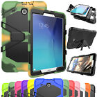 """Shockproof Military Rugged Rubber Case Cover For Samsung Galaxy Tab A 8"""" T350"""