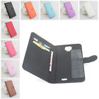 "Fashion Wallet Flip Case PU Leather Cover Skin For 5.0"" For Oukitel K4000 Pro"