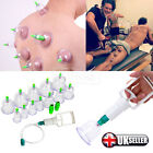 6/10/12 PCS X VACUUM CUPPING SET MAGNETIC ACUPUNCTURE THERAPY APPARATUS SUCTION