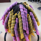 Magic Curler Hair Curl 45cm Convenient DIY Styling Circle Rollers Perm Tool Set