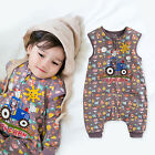"Vaenait Baby Toddler Kids Girls Clothes Cotton Sleepsack ""Funny Farmfarm"" 1T-7T"