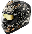 Icon Racing Adult 2017 Alliance Watch Keeper Motorcycle Helmet XS-3XL