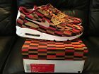 NIKE AIR MAX 90 ROUNDEL LONDON UNDERGROUND TRAINERS SNEAKERS SIZE UK 10 US11 NEW