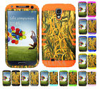 KoolKase Hybrid Silicone Cover Case for Samsung Galaxy S4 i9500 - Camo Mossy 11
