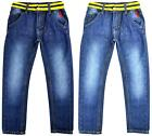 Boys US Polo Skinny Slim Leg Denim Fashion Jeans with Belt 2 to 10 Years NEW