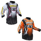 Wulfsport Cub Arena Kids Junior Motorbike Quad Motocross MX Shirt Top Jerseys
