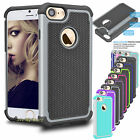 Armor Impact Defender PC Shockproof Hard Case Cover For Apple iPhone 6 6s 7 Plus