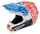 Troy Lee Designs 2017 SE4 Carbon MIPS Helmet Factory White Adult All Sizes