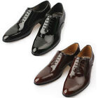 Mooda Mens Leather Wing Tip Shoes Formal Oxfords Dress Shoes Feelgreen UK