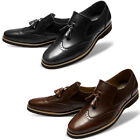 Mooda Mens Leather Loafer Shoes Classic Formal Lace up Dress Shoes Origin UK