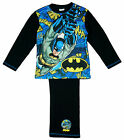 Boys Official DC Comics Batman Wham Caped Crusader Pyjamas 4 to 10 Years