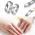 925 Sterling Silver Jewelry Filled Wedding Love Promise Engagement Wedding Ring