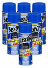 6 Easy Off Fume Free Max Powerful Grease Kitchen Oven Cleaner Spray 400 Grams