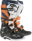 Alpinestars Tech 7 Offroad Motocross Boots Black/Orange/White Mens