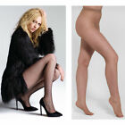 Jonathan Aston Fishnet Tights. Black, Natural. 85% Polyamide 15% Elastane