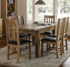 Astoria Oak Furniture, Full Range of Luxury Dining Furniture