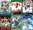 2016 Donruss Football INSERTS $1.00 EACH FOR ONE OR MORE - FREE SHIPPING