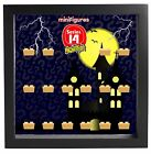 Lego Minifigures Display Case Picture Frame for Series 14 mini figures