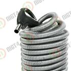 Central Vacuum Crush-proof Light-Weight 3-Position Control Deluxe Electric Hose