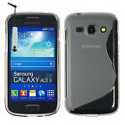CASE COVERS CASE TPU SILICONE GEL MULTI FILMS SAMSUNG GALAXY ACE 3 S7270 S7275