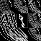 CHIC New Wholesale 925 Fashion Jewelry Sterling Silver Chains/Necklace 16''-30''