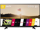 """LG 43UF640V 43"""" 4K FREEVIEW ULTRA HD UHD SMART webOS WIFI LED TV TELEVISION C71"""