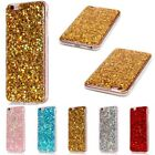 Shockproof Silicone Bling Glitter Soft TPU Phone Cover Case For iPhone 6 6S Plus