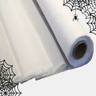 "HALLOWEEN WOVEN VOILE NET CURTAIN FABRIC - 150CM / 58"" WIDE - SOLD BY THE METRE"