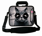 LUXBURG 10,2 Inch Design Laptop Notebook Shoulder Bag with Matching Mousepad #GM