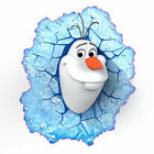 Frozen Olaf Sticker Decal for CAR, IPAD, Phone, Laptop, wall, CHOOSE SIZE